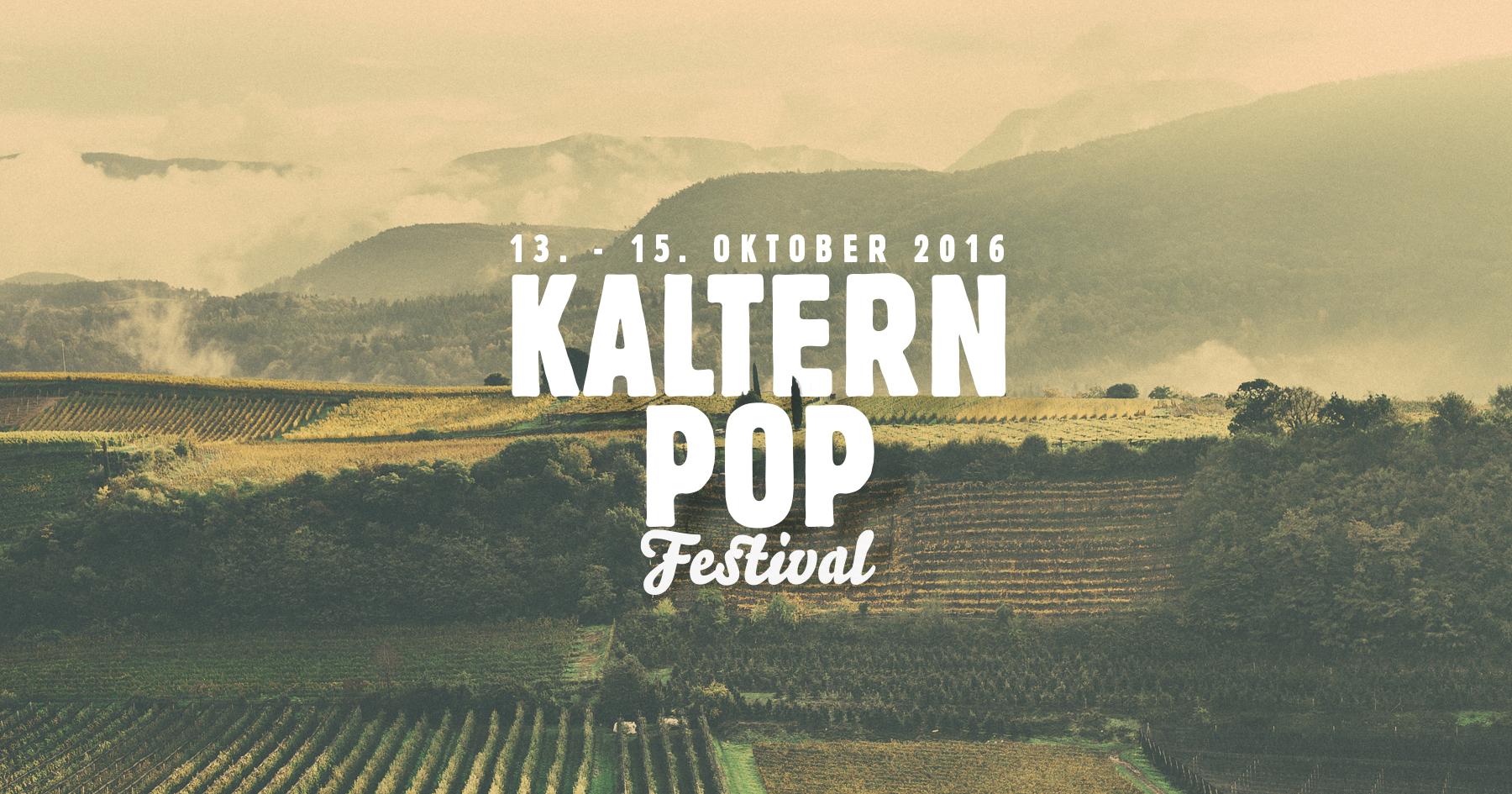 2. KALTERN POP FESTIVAL