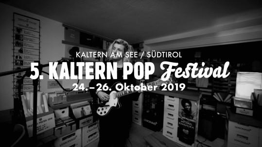 Kaltern Pop Festival Trailer 2019 feat. Adam French at Haldern Pop Shop